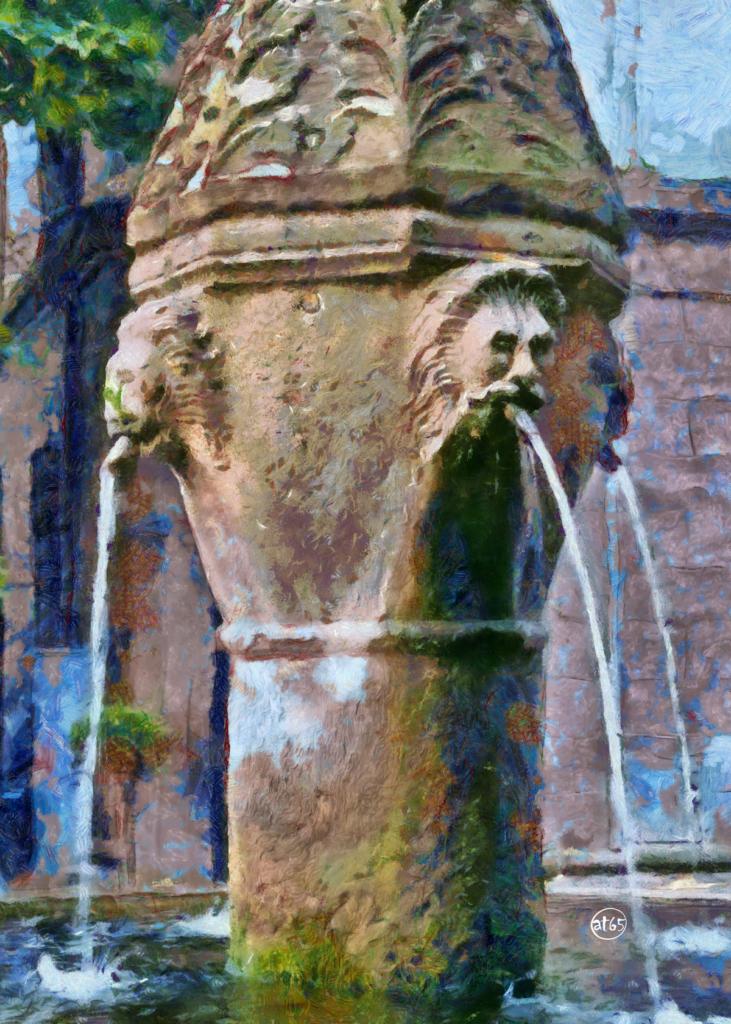 Fountain, Viterbo