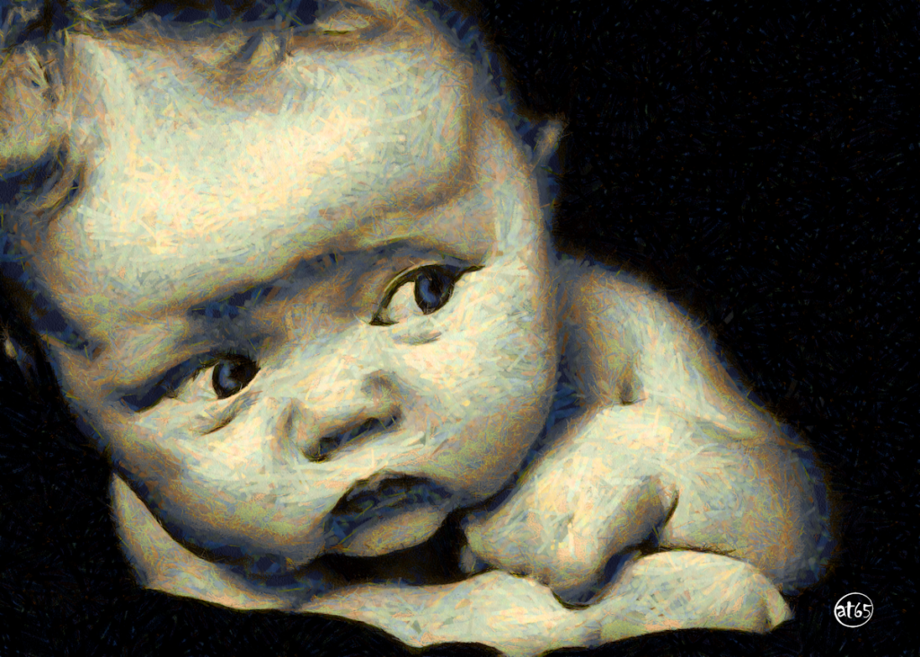 His first worry