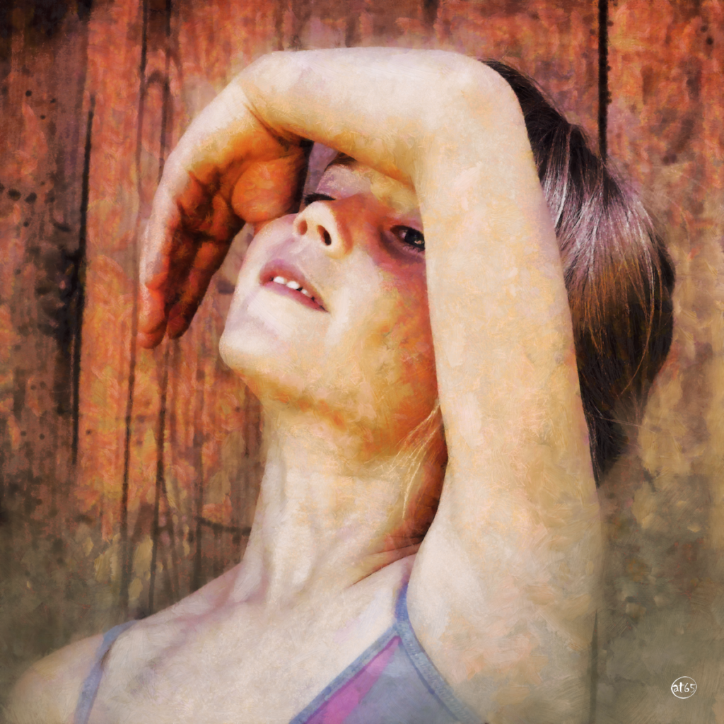 With the sun in your eyes
