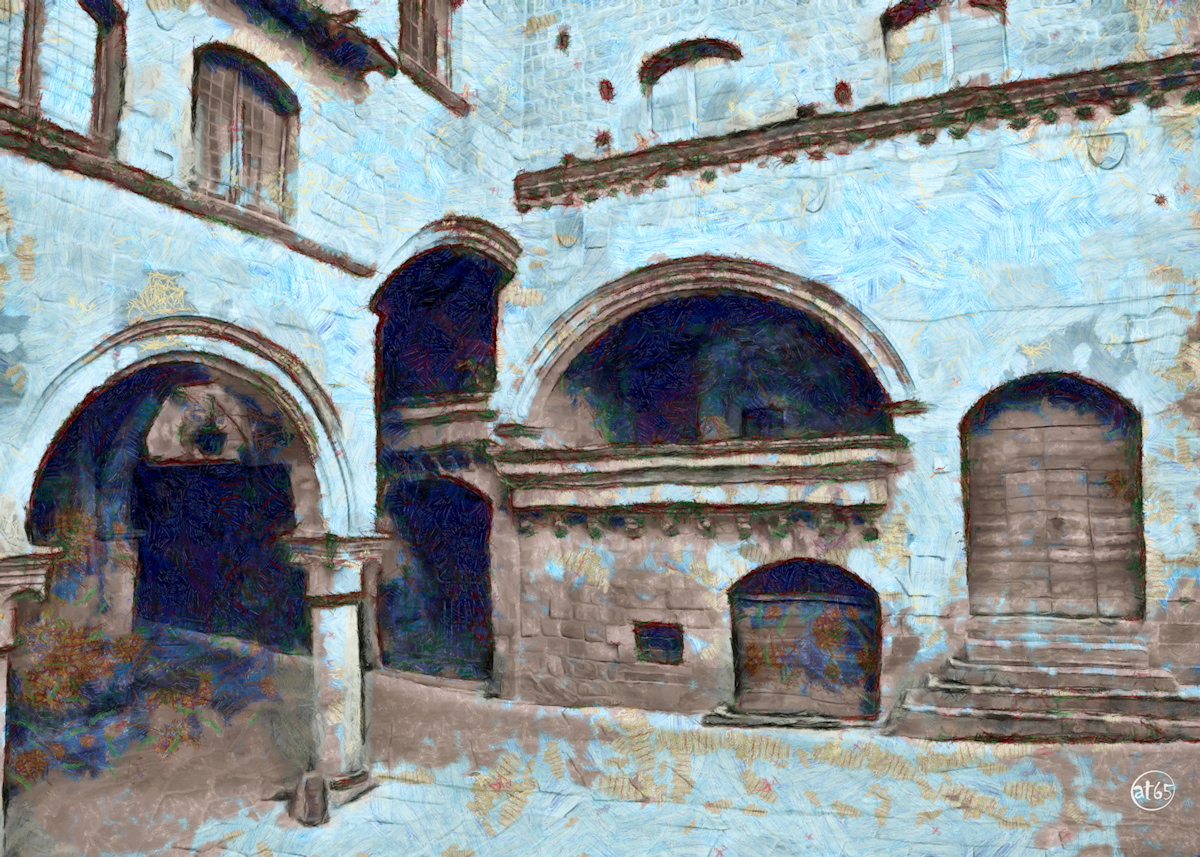 San Pellegrino, Viterbo