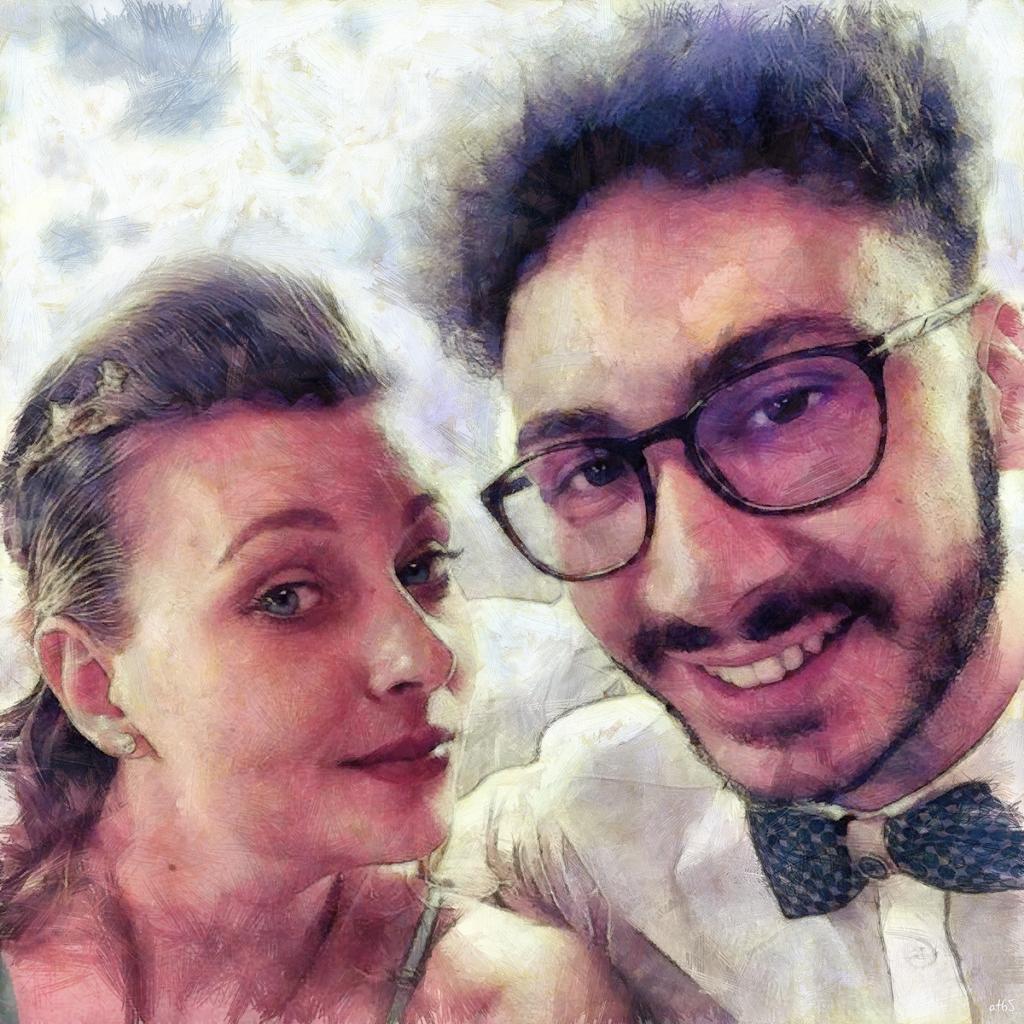 Valentina and Davide